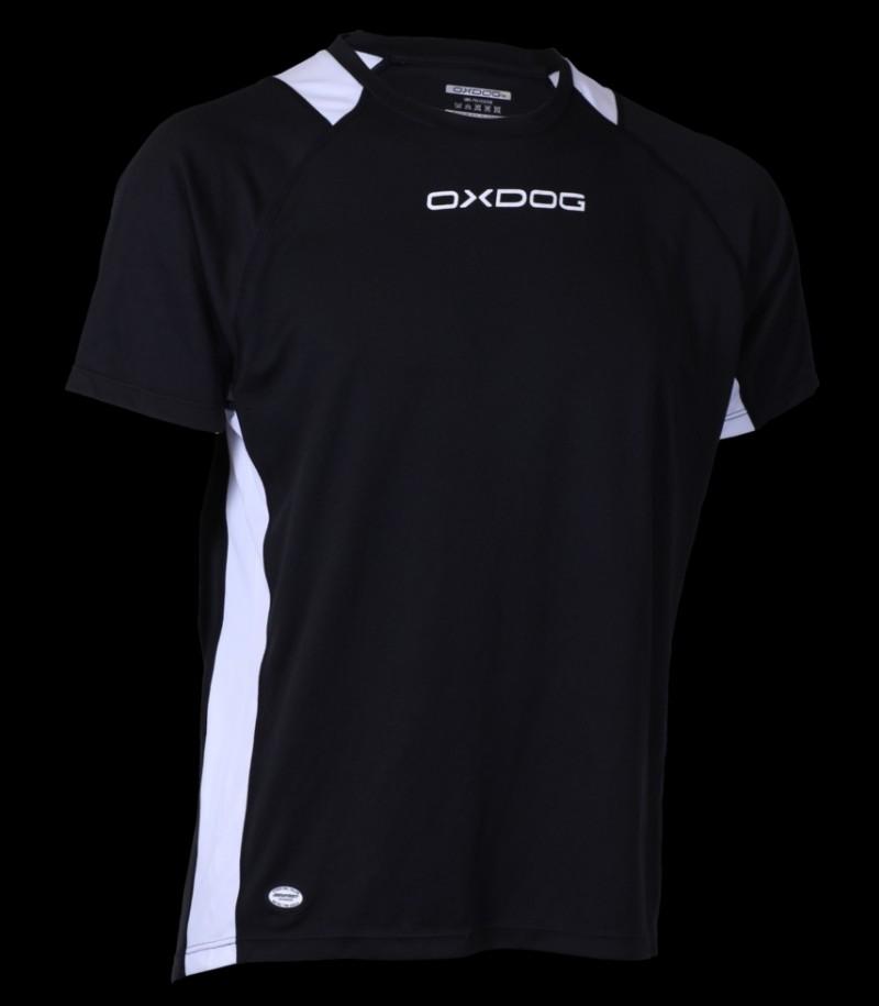 Oxdog Avalon Shirt Schwarz