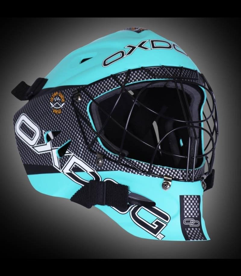 OXDOG Tour Helmet tiff blue