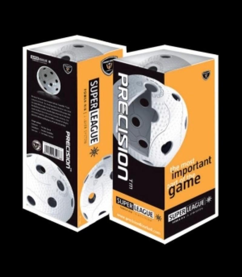 Precision Super League - Premium Floorball Ball