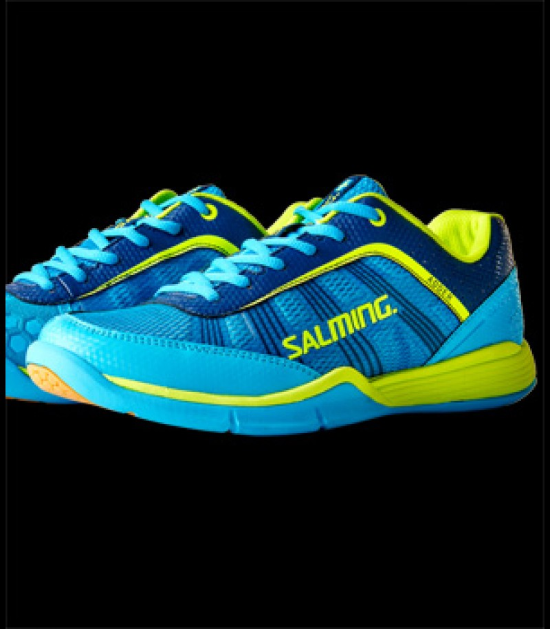 Salming Adder Men Cyan/Safety Yellow