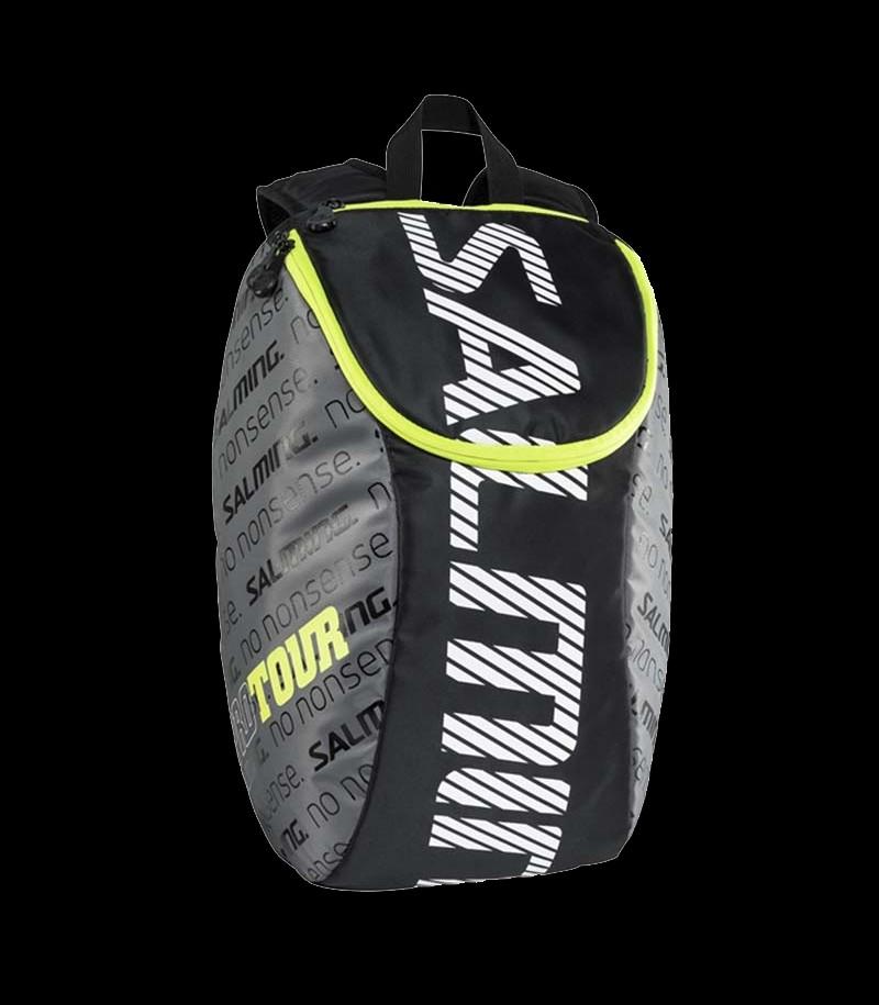Salming Backpack Pro Tour Schwarz/Neongelb