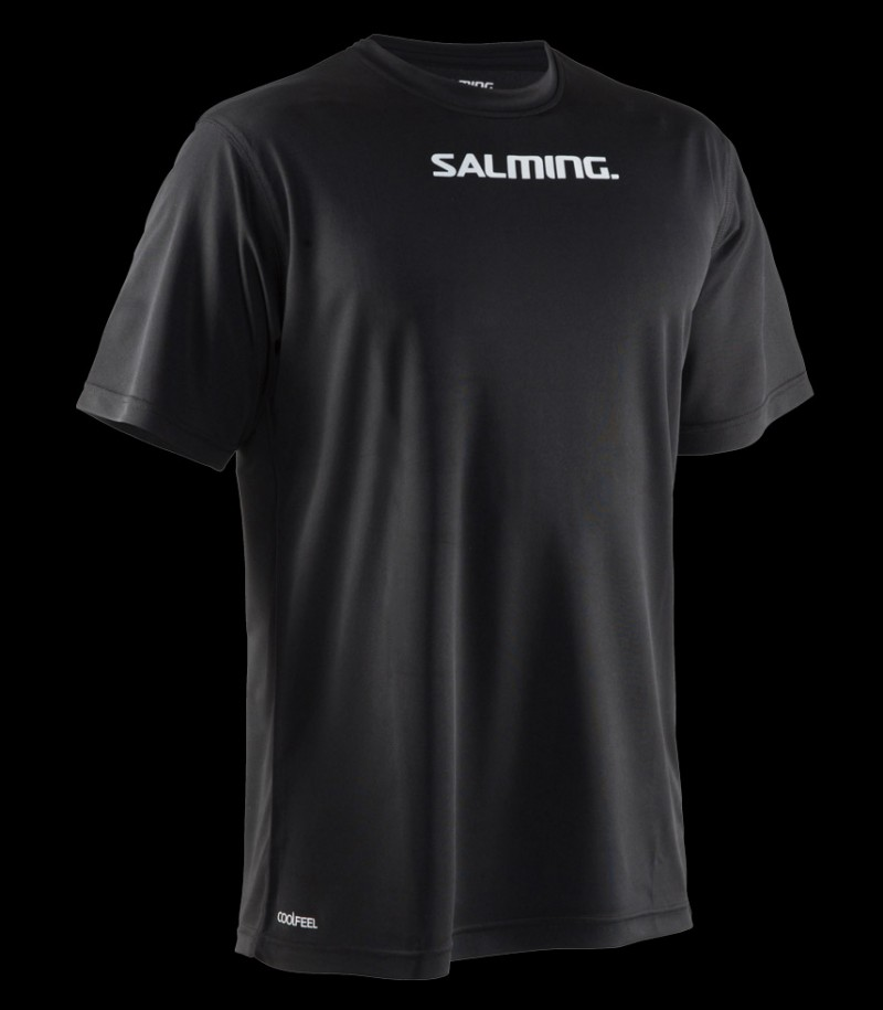 Salming Focus Tee Black