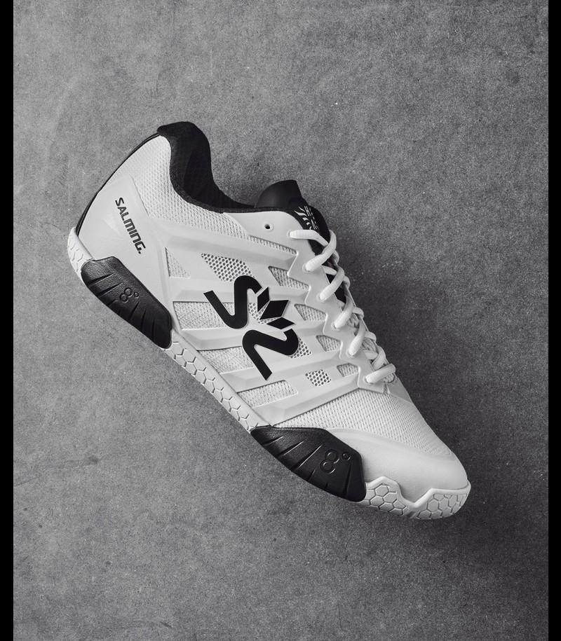Salming Hawk 2 Shoe Men Weiß/Schwarz
