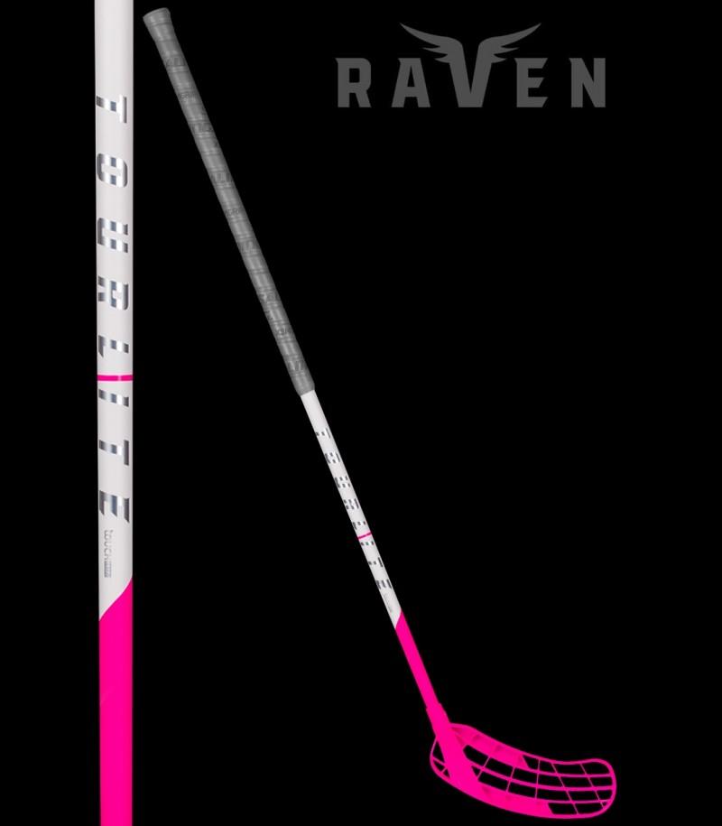 Salming Raven TourLite Touch+ 29 grau/pink