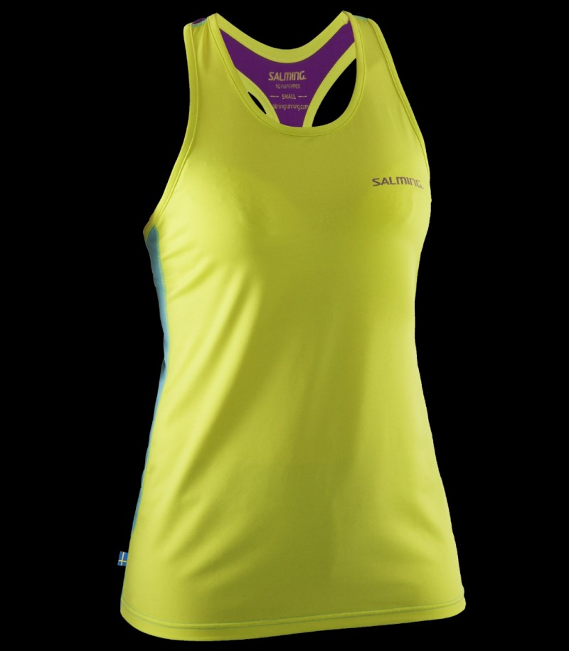 Salming Running T-Back Tanktop Women