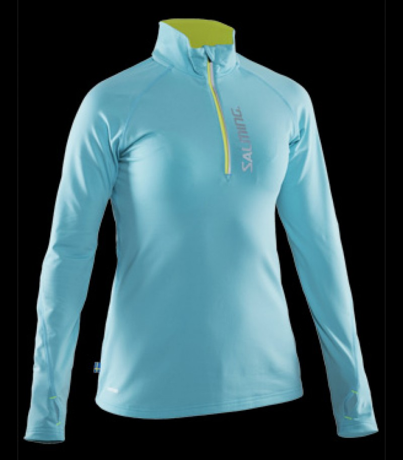 Salming Run Halfzip LS Women