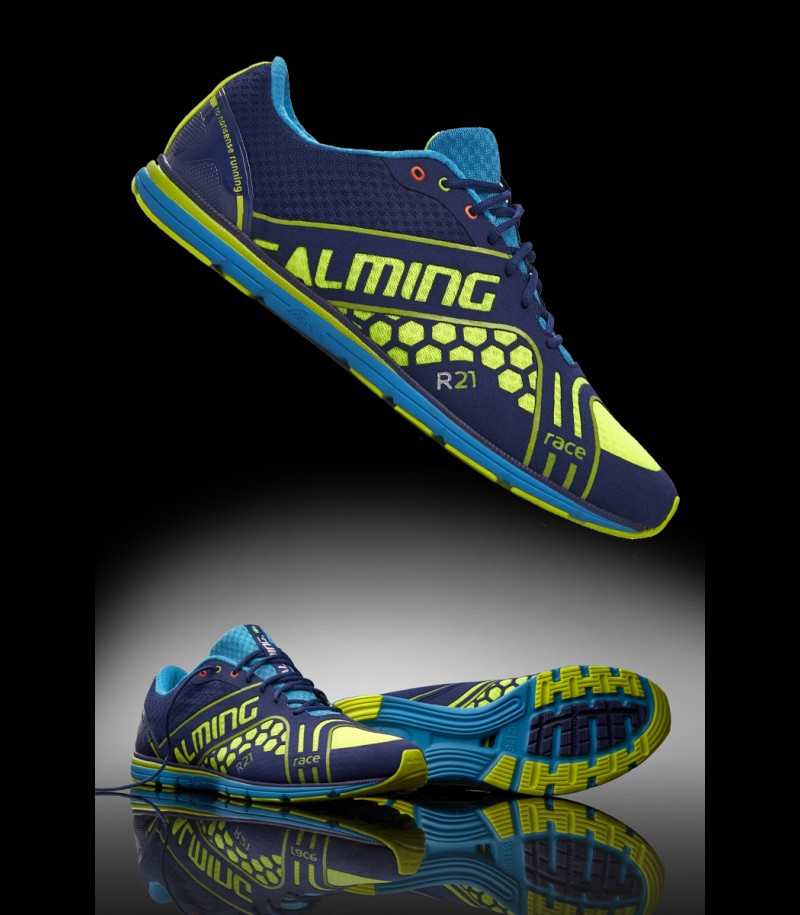 Salming Race 3 Men Running Shoe
