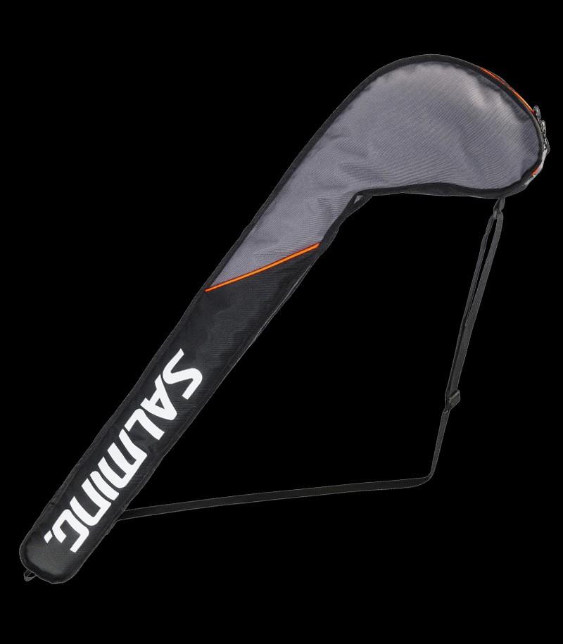 Salming Stickbag Tour Black/Grey Senior