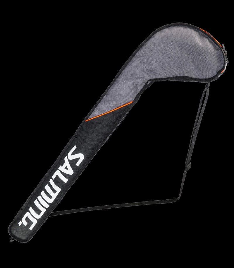 Salming Stickbag Tour Black/Grey Junior
