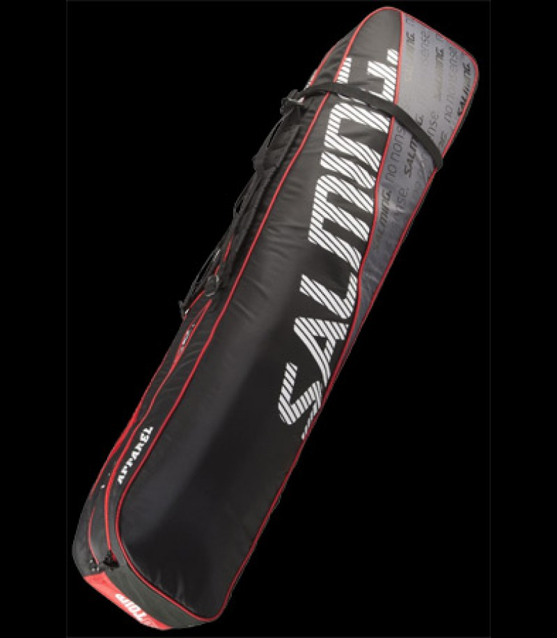 Salming Pro Tour Toolbag Black/Red