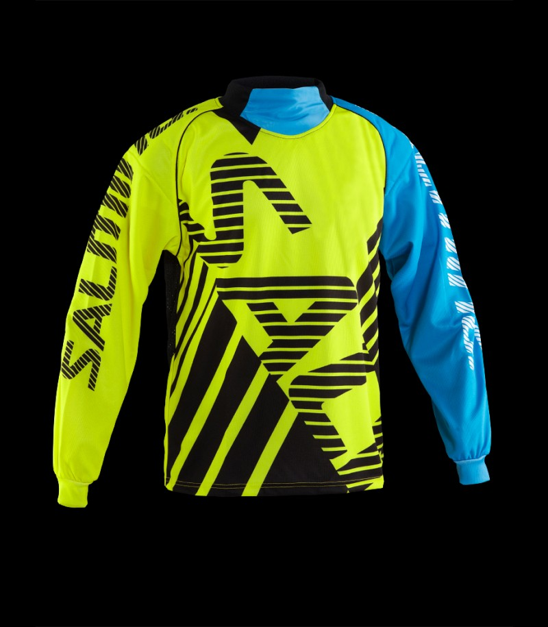 Salming Goalie Jersey Travis Round-Neck