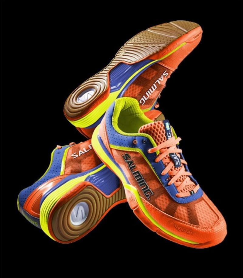 Salming Floorball & Handball Schuh Viper 3 Junior
