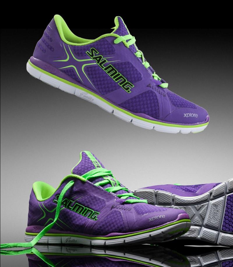 Salming Xplore Women Running Shoe