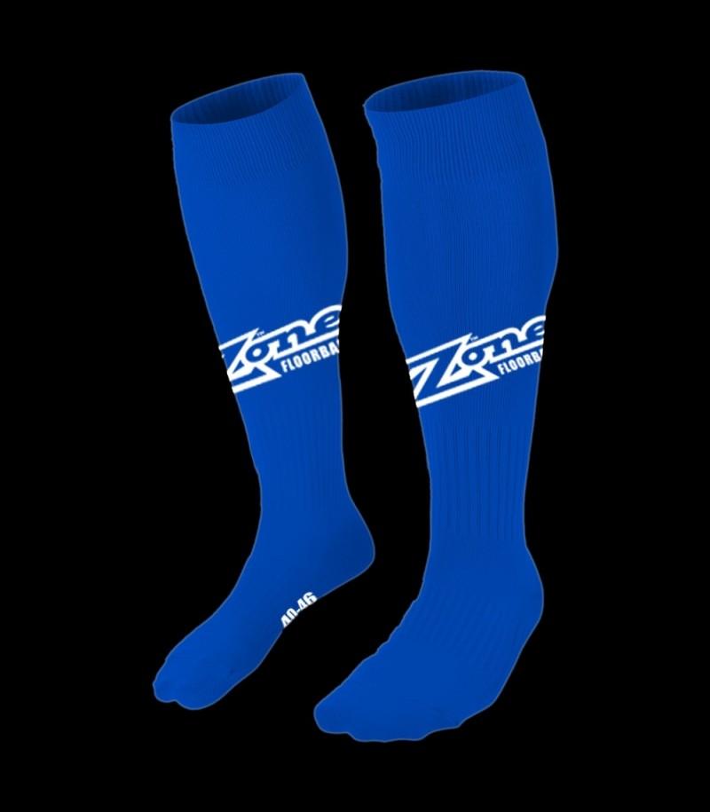 Zone Socken Classic Blau