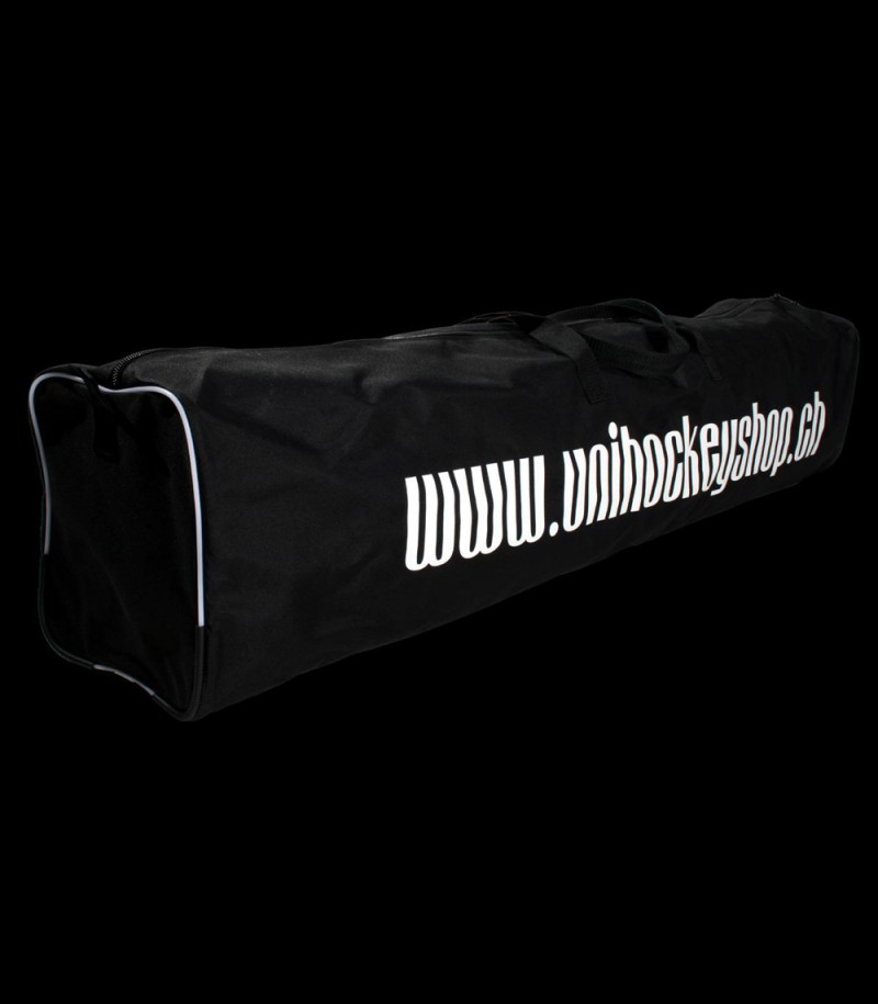 floorballshop.com Stickbag schwarz