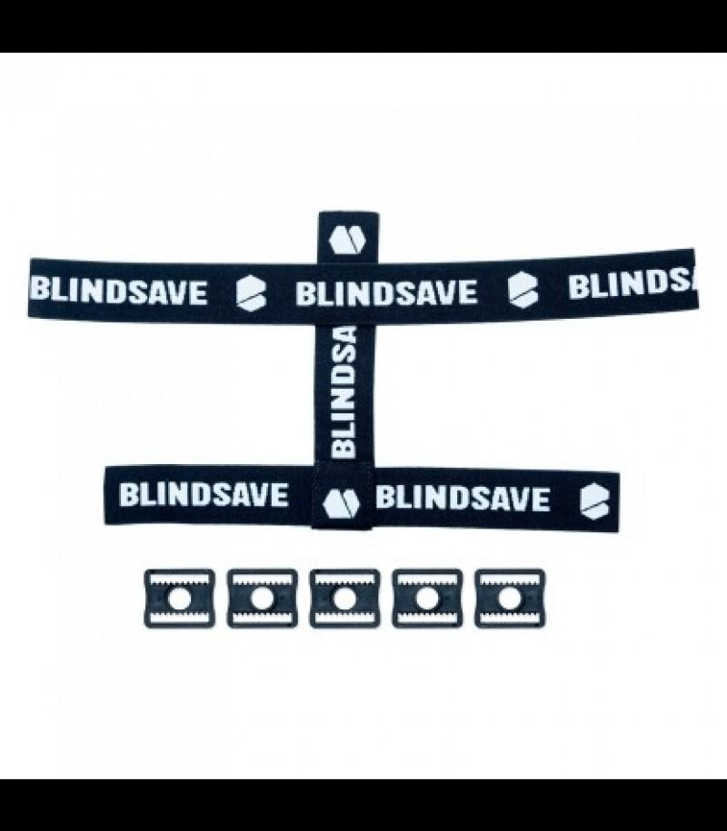 Blindsave Goaliemask Straps
