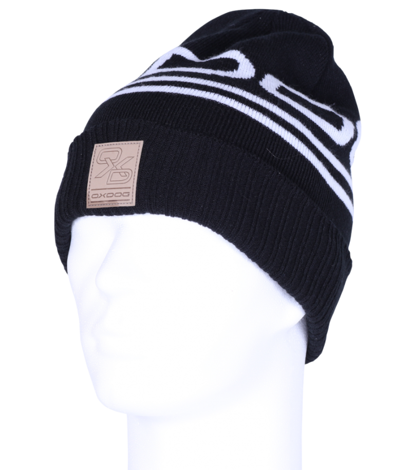 Oxdog Winterhat Trooper Schwarz