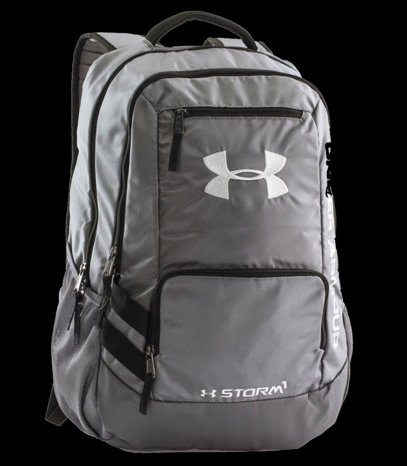 UNDER ARMOUR Backpack Silver