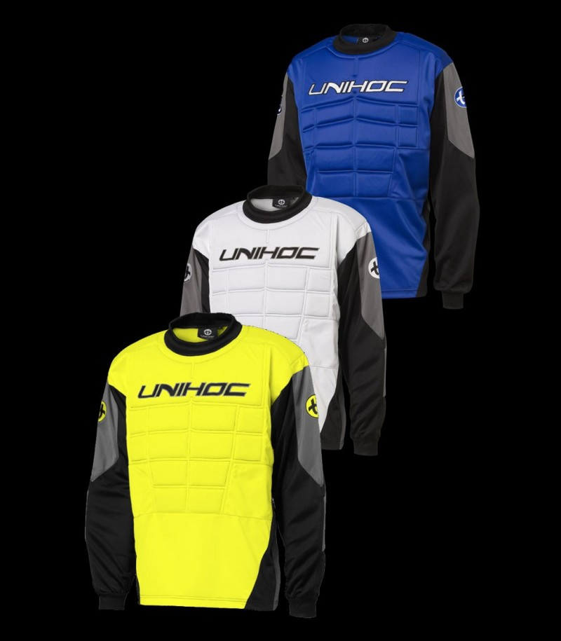 unihoc Goaliepullover Blocker - floorballshop.com