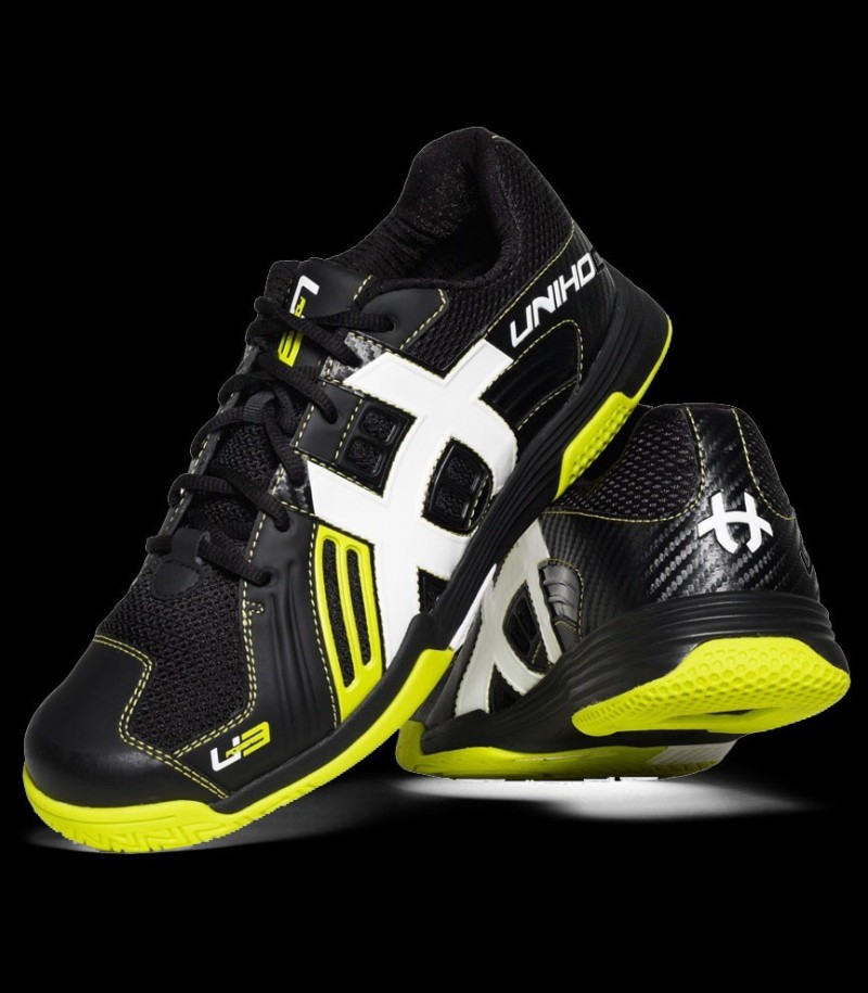 unihoc Indoor Floorballschuh U3 Junior