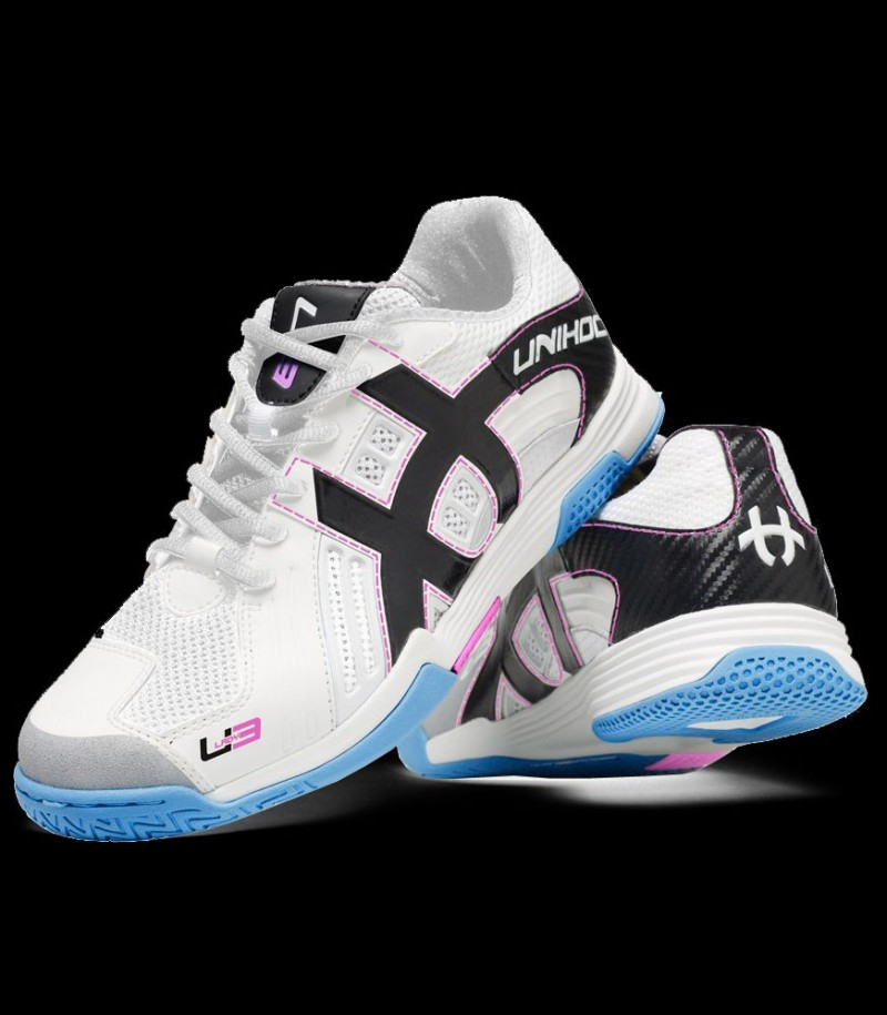 unihoc Indoor Floorballschuh U3 Power Lady