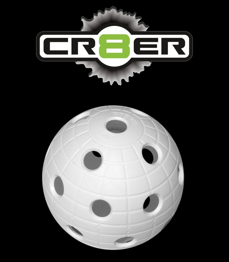 unihoc Matchball CR8TER (CRATER) - floorballshop.com