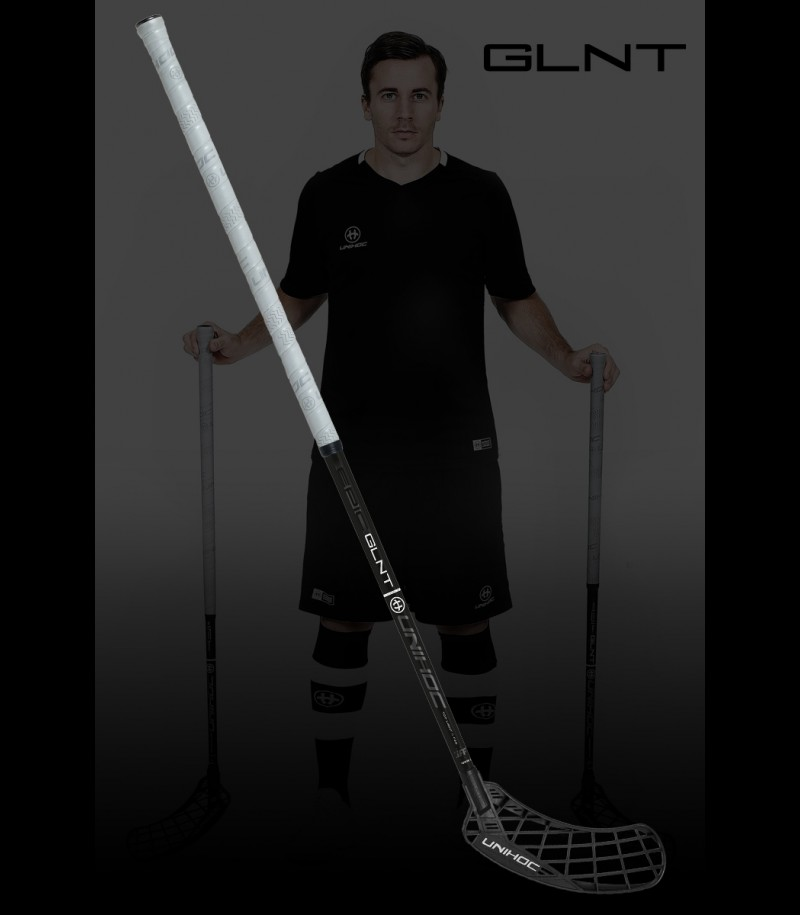 unihoc Epic GLNT Top Light II 26 Schwarz