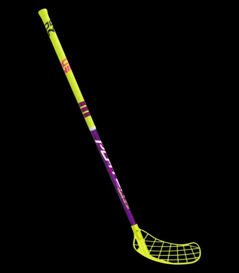 unihoc Player 3 Curve 1.5° 35 (Stock)