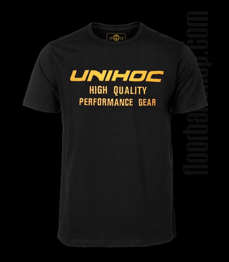 unihoc T-Shirt Fire - Floorball Equipment