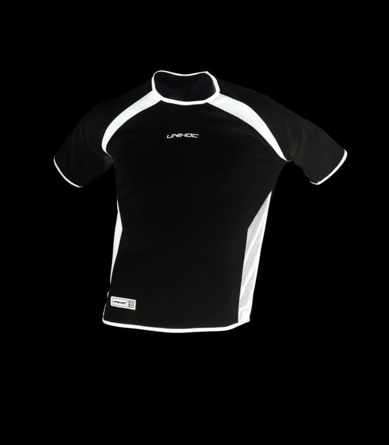 Unihoc Shirt Zürich Schwarz Kid
