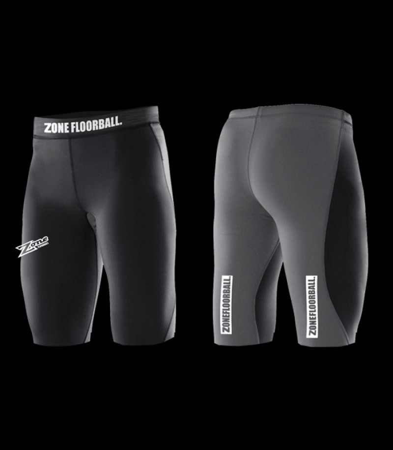 Zone Compression Shorts 2.0 Schwarz/Grau