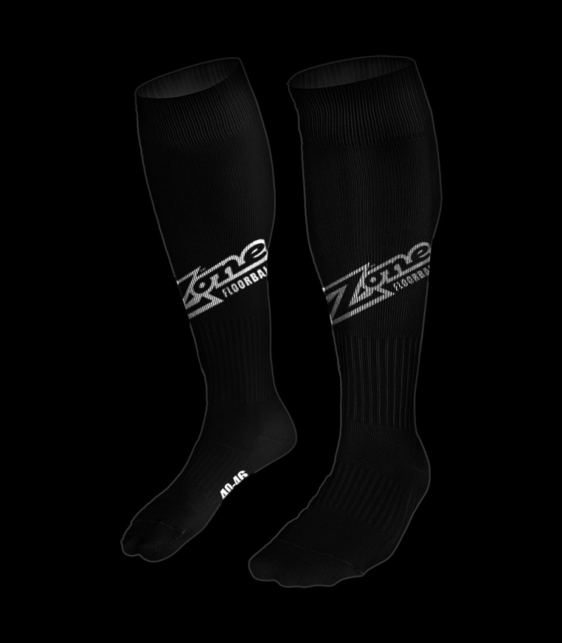 Zone Socken Classic Schwarz