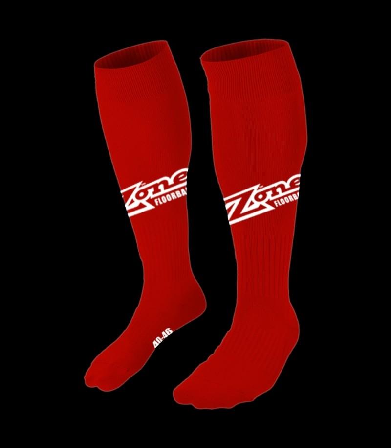 Zone Socken Classic Rot