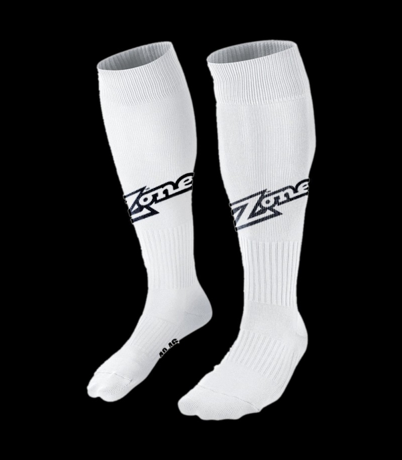 Zone Socken Classic Weiß
