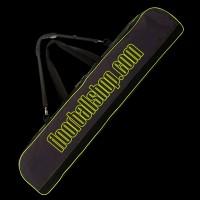 floorballshop.com Toolbag Selection Grau/Neongelb