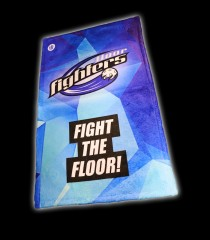 FLOOR FIGHTERS Handtuch
