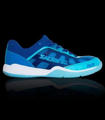 Salming Falco Shoe Women Blue/Turquoise