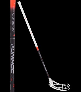 unihoc EPIC Carbskin Feather Light Curve 2.0° 29 weiss