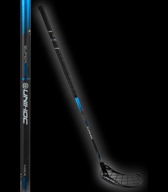unihoc EPIC Superskin Max 26 schwarz/blau