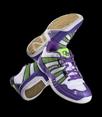 Salming Floorball & Handball Schuh Race R5 2.0 Purple