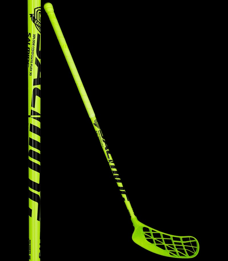 Salming Campus XPlode 30 Fluo Green/Black