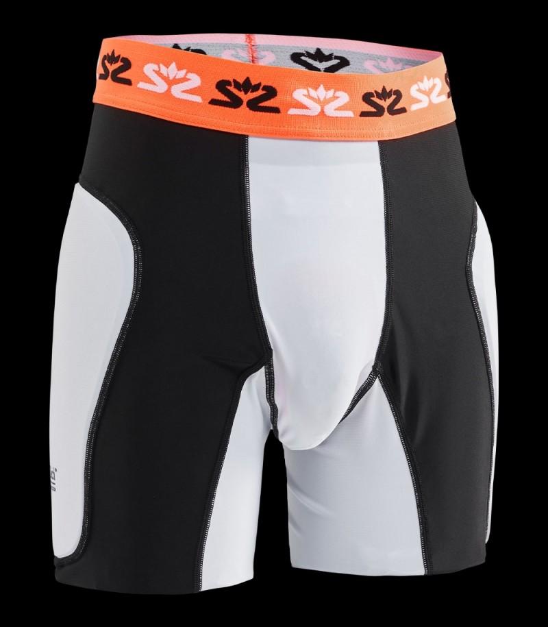 Salming Goalie Protective Shorts E-Series
