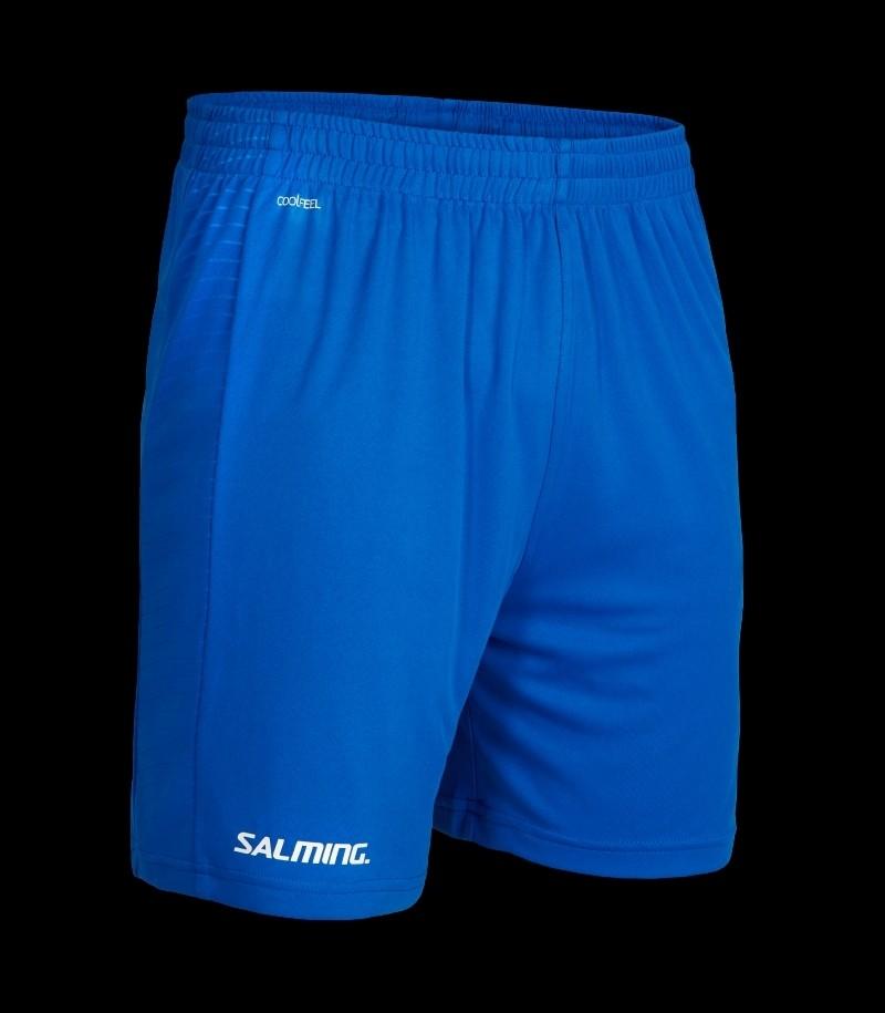 Salming Granite Game Shorts Blau