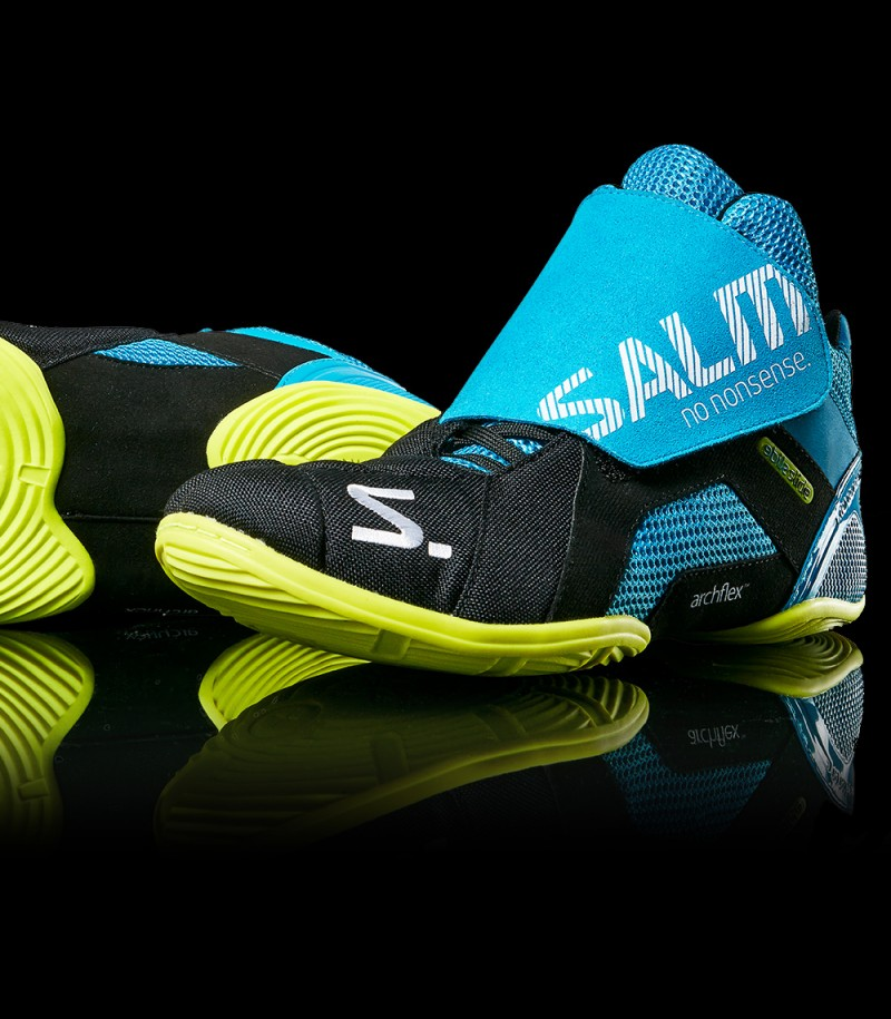 Salming Slide 5 Floorball Goalie Schuh