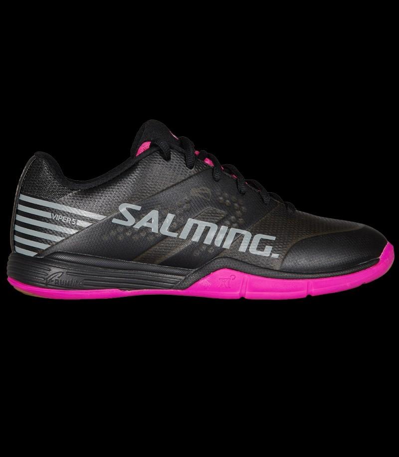 Salming Viper Women 5 Black/Pink