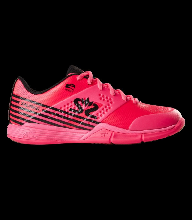 Salming Viper Women 5 Pink/Schwarz
