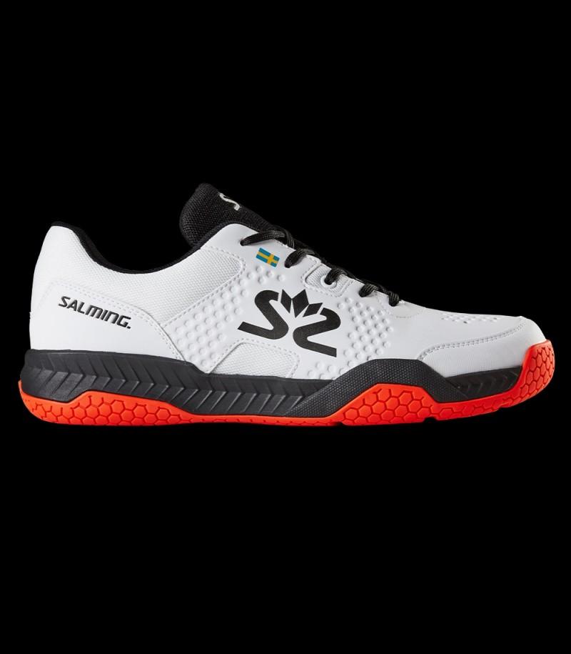 Salming Hawk Court Shoe Men Weiß/Schwarz
