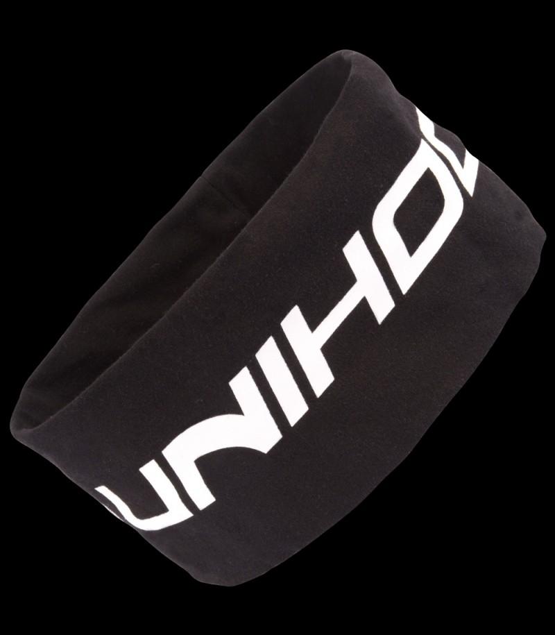 unihoc Headband Tool Wide Schwarz