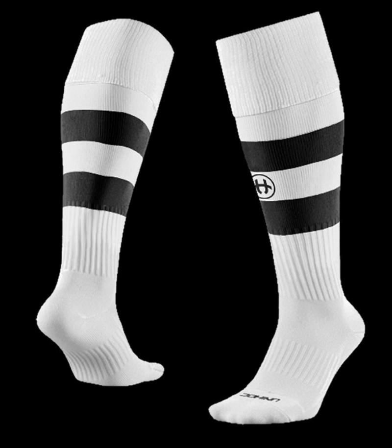 unihoc Socken Control Weiss