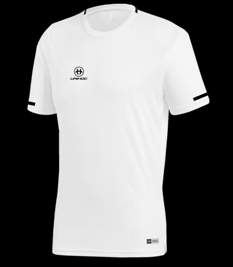 Unihoc T-Shirt Tampa Weiss